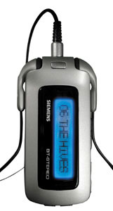 Siemens Mini HF Bluetooth HHB750
