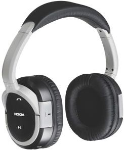 Nokia Bluetooth stereo Headset BH-604