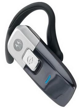 Motorola Bluetooth Headset H555